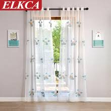 Rainbow Curtains Childrens Online Get Cheap Baby Window Curtains Aliexpress Com Alibaba Group