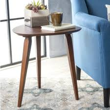 10 inch round side table 10 inch side table shelby knox