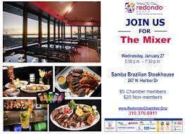 Halloween Events Redondo Beach Visitors Bureau The Mixer At Samba Brazilian Steakhouse Redondo Beach Chamber Of