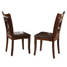 Dining Chair Cherry Dark Cherry Dining Chairs Kitchen U0026 Dining Room Furniture