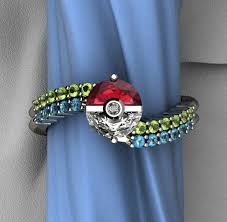 pokeball engagement ring poké engagement ring you can t catch them all but you can