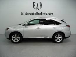 2015 Used Lexus Rx 350 Rx350 Awd At Elite Auto Brokers Serving