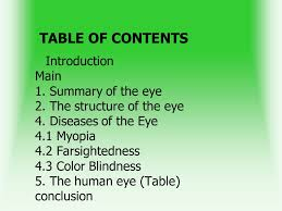 Anatomy Of Human Eye Ppt Anatomy Organs Of Vision Ppt Video Online Download
