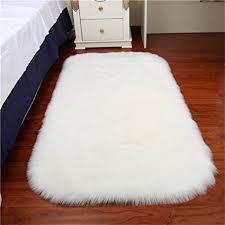 tappeti di pelliccia jia jia home tappeti piumino finto pelliccia di pecora soffice