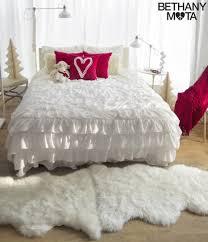 Ruffled Bed Set Bedding Design Ivory Ruffleeddingivoryedding Ruffled Design