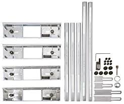porter cable door hinge template porter cable 59381 hinge template kit porter cable hinge