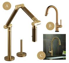 kitchen unlacquered brass kitchen faucet intended for fresh 148