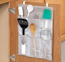 Cabinet Door Organizer  Harriet Carterthis Is A Good Idea If - Kitchen cabinet door organizer