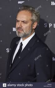 Spectre Film by Madrid Spain 28th Oct 2015 Director Sam Mendes Attended