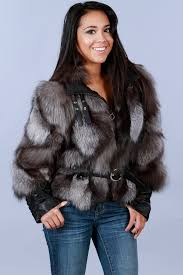 shop furs jackets fox fur and leather jacket fur coats