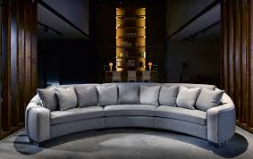 Home Decorators Living Room Contemporary Curved Sofa Modern Curved Sofa Luxury Curved Sofa