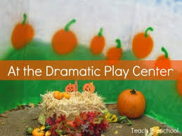 an invitation to play all through out the learning environment