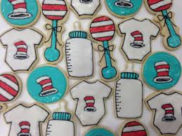 Chocolate Molds Baby Shower A Dr Seuss Baby Shower A Sweet Life
