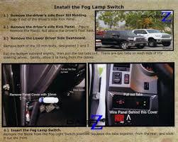 07 10 toyota tundra fog lights plug u0026 play instruction guide