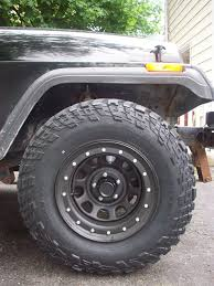 baja jeep cherokee mickey thompson baja claw ttc jeepforum com