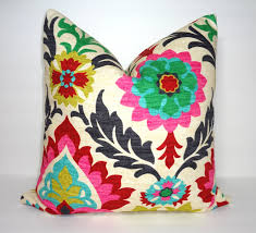 Waverly Home Decor Waverly Santa Maria Desert Flower Pillow Cover Decorative