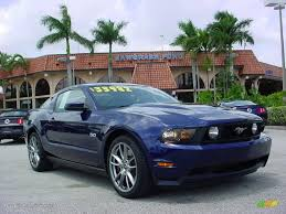 Black 2011 Mustang Gt 2011 Kona Blue Metallic Ford Mustang Gt Premium Coupe 33081093