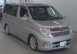 nissan elgrand u2013 8 seater auto japan
