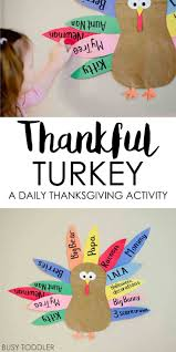 thanksgiving thanksgiving activities crafts for preschoolers