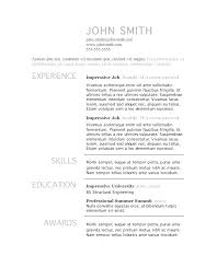professional resume templates free professional resume template word 2010 collaborativenation