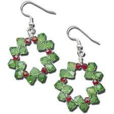best 25 christmas earrings ideas only on pinterest christmas