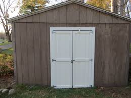 shed doors plans building a storage shed 7 simple steps simple