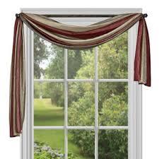 Sheer Scarf Valance Window Treatments Window Scarves You U0027ll Love Wayfair