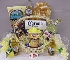 themed gifts 7 best mexican theme baskets images on margarita gift