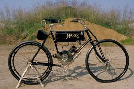 when was the made what was the name of the motorcycle made in america