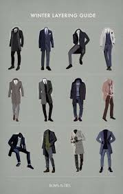 bows n ties u201c menswear layering guide for the stylish