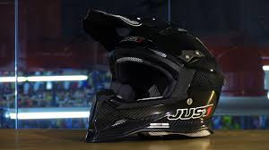 one helmets motocross just1 j12 carbon motorcycle helmet review youtube