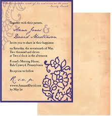 mehndi invitation vintage paisley wedding invitation card blue mehndi artful