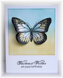284 best stin up cards butterflies images on