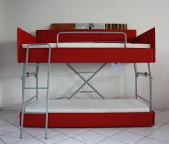 Bunk Bed With Mattresses Included Futon Bunk Bed With Mattress Included Red Roof Fence U0026 Futons