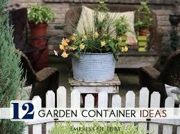 336 best garden container images on pinterest garden container