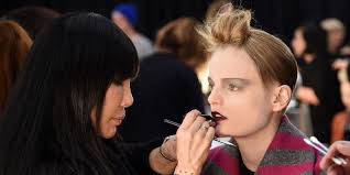 new york hair show 2015 fall 2015 runway beauty hair makeup and nails from new york