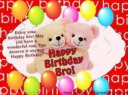 Happy Birthday Wishes To Images Birthday Wishes For Brother 365greetings Com
