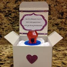 ring pop bridesmaid invite creative ways to ask will you be my bridesmaid