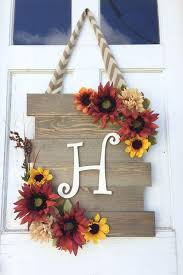55 Breathtaking Fall Door Decorations to Add Sparkle to Your Home