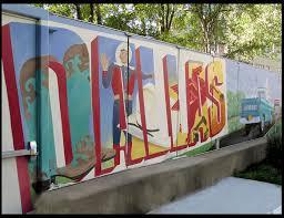 fort worth dfw dallas texas muralist saxonlynn arts old bill board mural dallas tx