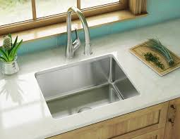 allora usa ksn 2318 r25 kitchen sink 23 x 17 3 4 x 9