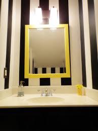 bathroom 2017 bathroom fantastic yellow square mirror over white