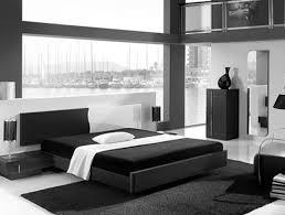 Modern Bed Design Black White Bedroom Furniture Home Design