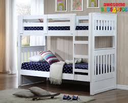 Bayswater Premium Bunk Bed Single Awesome Beds  Kids - King single bunk beds