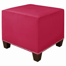 awesome red ottoman coffee table unique table ideas table ideas