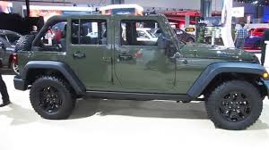 2016 Jeep Wrangler Willys Wheeler 28 200 Youtube