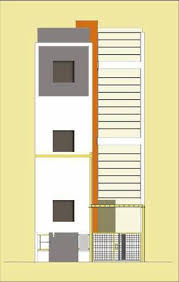 15 by 40 house plan house plans