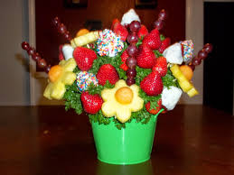 edible fruit arrangements jaime of all trades diy edible fruit flower bouquet