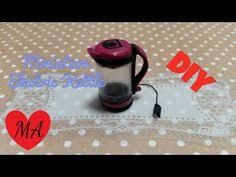 Diy Mini Desk Lamp Diy Realistic Miniature Desk Lamp Dollhouse Youtube Lights
