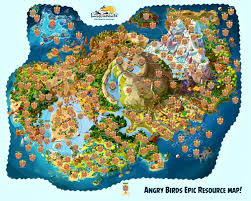 fully labeled angry birds epic resources maximize u201croll